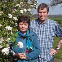 Vermieter: Die Gastgeber: Christa und Heiner