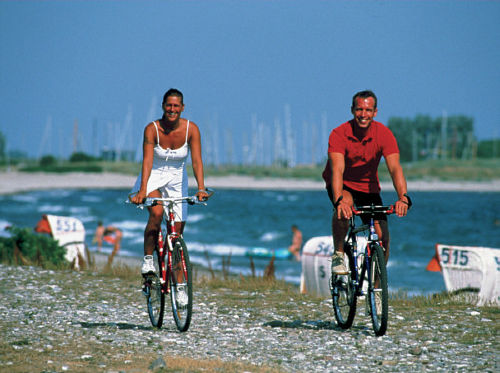 Fahrradtour an der Förde