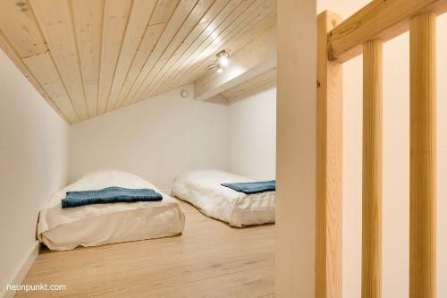 Schlafkoje über Schlafzimmer 1