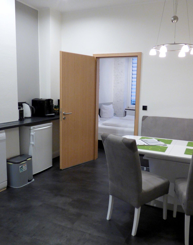 2. Etage, Küche