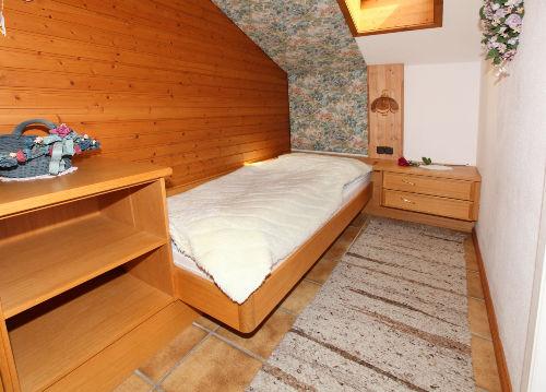 Nebenraum im Schlafzimmer für 3.Person