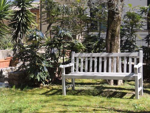 Garten vom Appartement