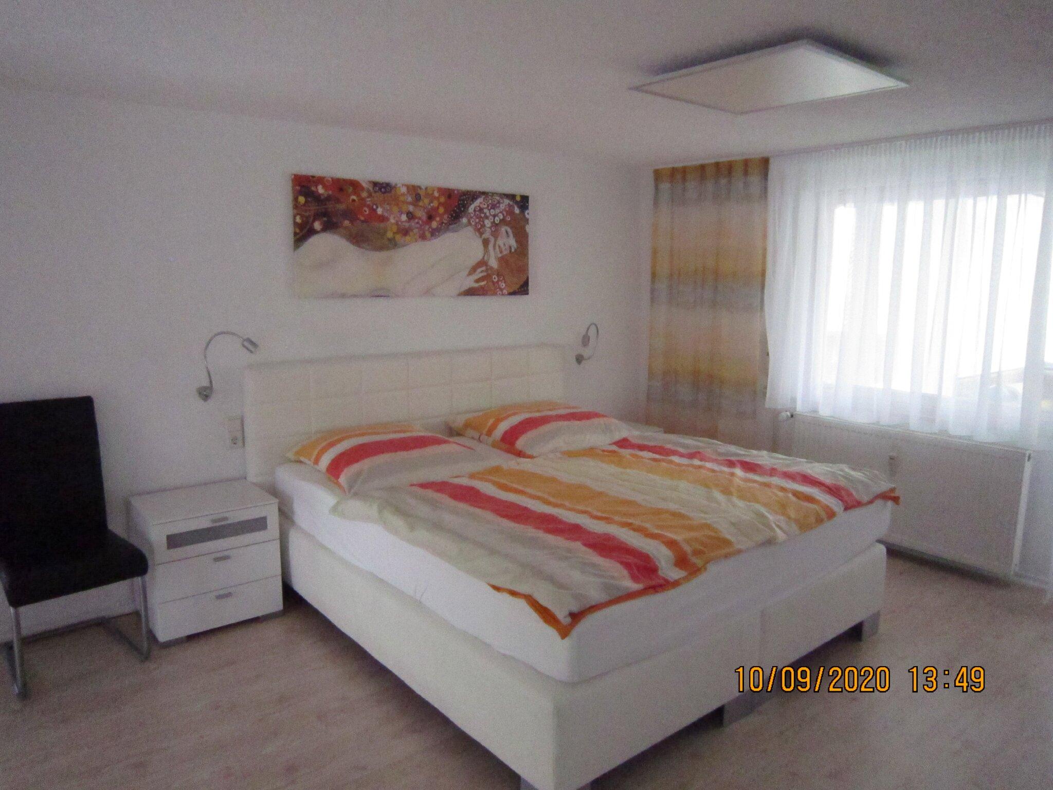 Schlafzimmer Richtung Gästezimmer