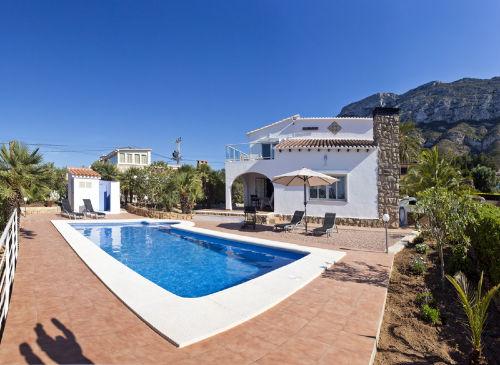 Detailbild von Ferienhaus Deluxe Villa Pastor