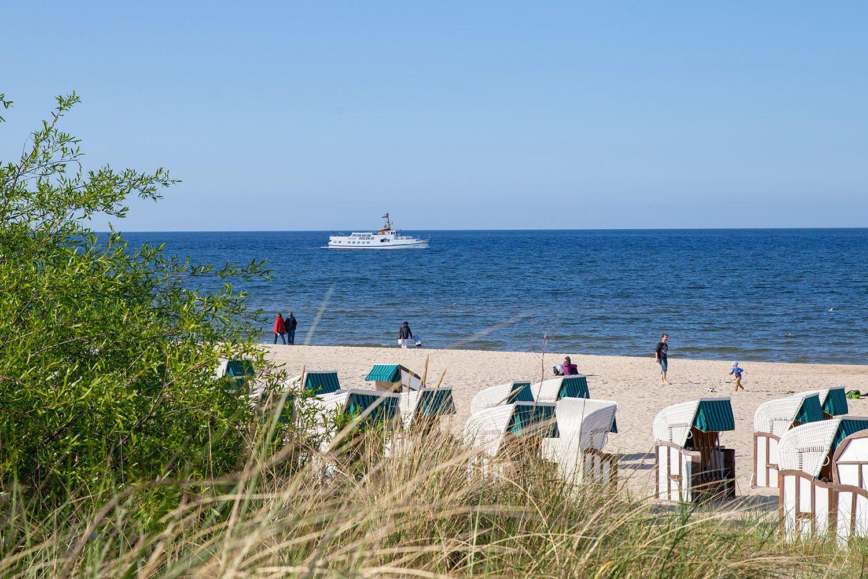 Unser Strandabschnitt