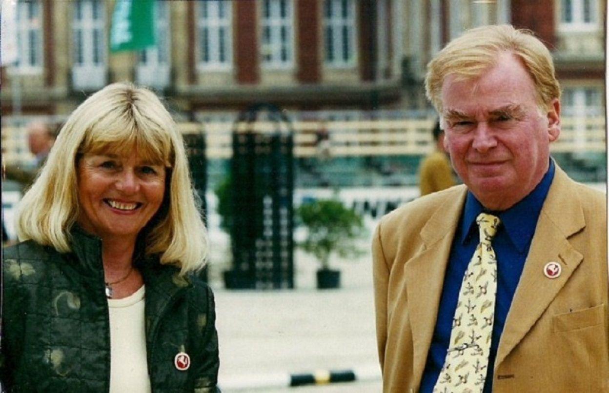Ihre Vermieter Jürgen und Inge Weigel