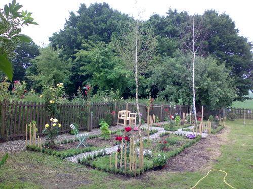 Kräuter - Bauerngarten