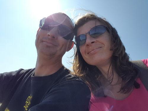 Steffi und Sven Perschall