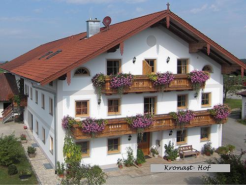 Detailbild von Kronast-Hof - Ferienwohnung Hochfelln