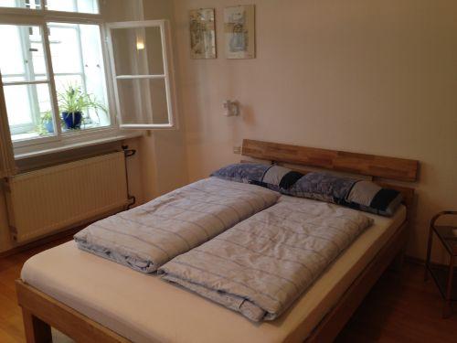 Schlafzimmer 2 (140 cm Doppelbett)