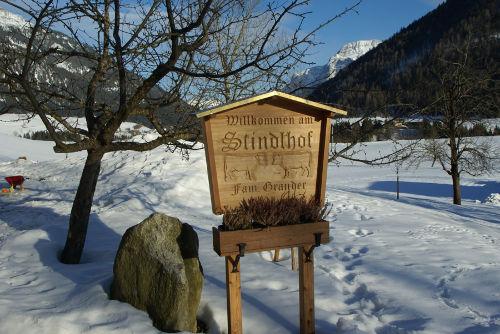 Stindlhof Waidring - Winterurlaub