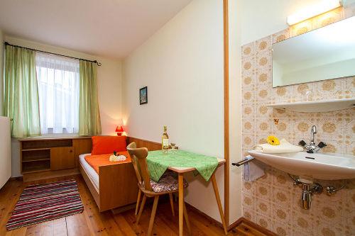 Einzelzimmer Stindlhof in Waidring
