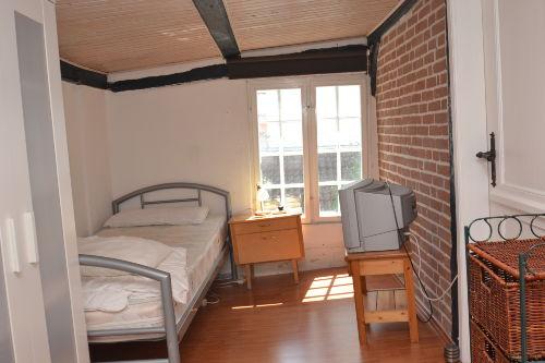 Schlafzimmer mit 2 Einzelbetten im 1. OG
