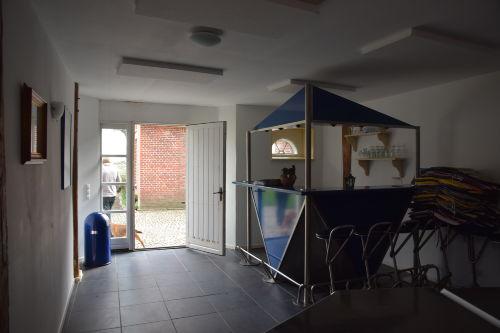 Gartenhaus für Gäste