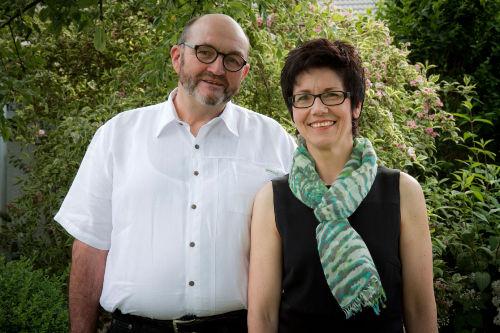 Petra und Alfons Stoffel