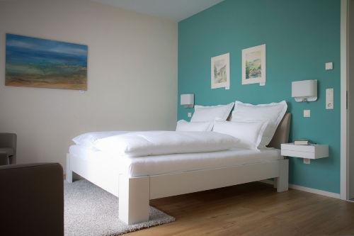 Schlafzimmer Ferienwohnung Valentina