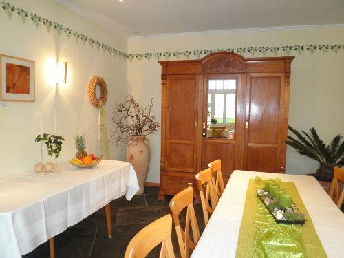 """Frühstücksraum im Gästehaus """"St. Maximin"""