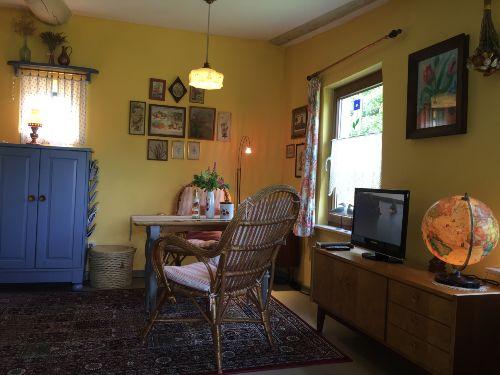 Charlottes Wohnzimmerchen