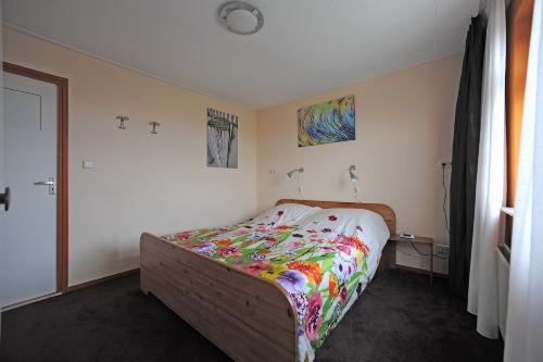 Schlafzimmer auf der ersten Etage