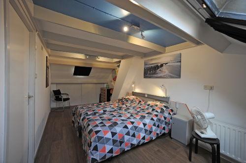 Schlafzimmer auf der zweiten Etage