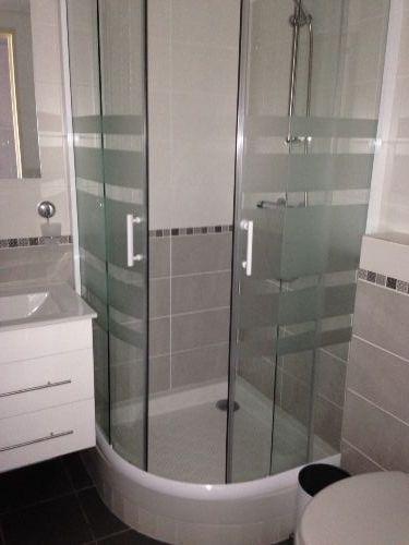 Badezimmer (renoviert im Frühjahr 2016)