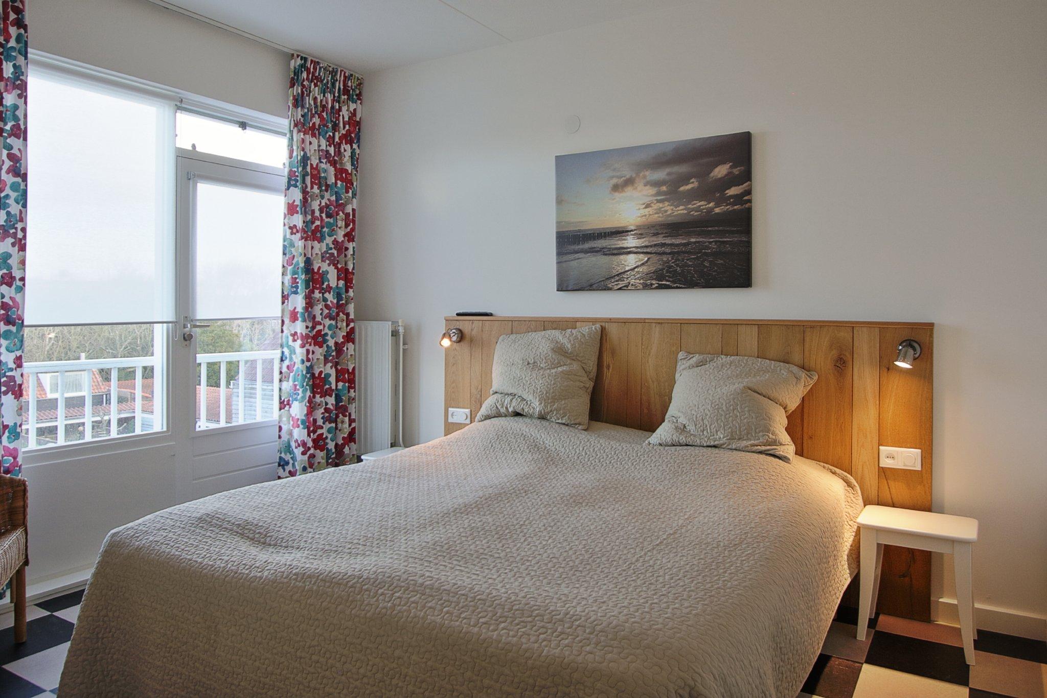 2 geräumiche Schlafzimmer