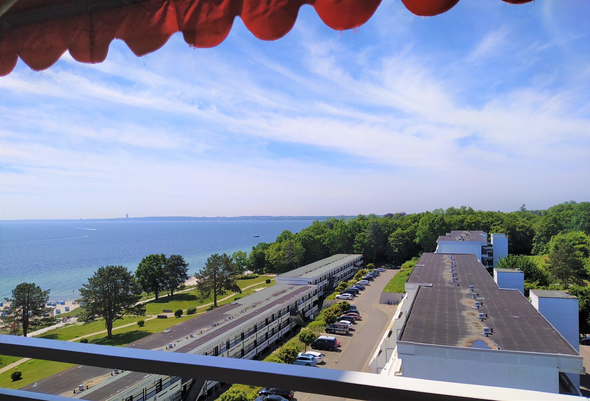 Wohnraum mit TV-Sessel