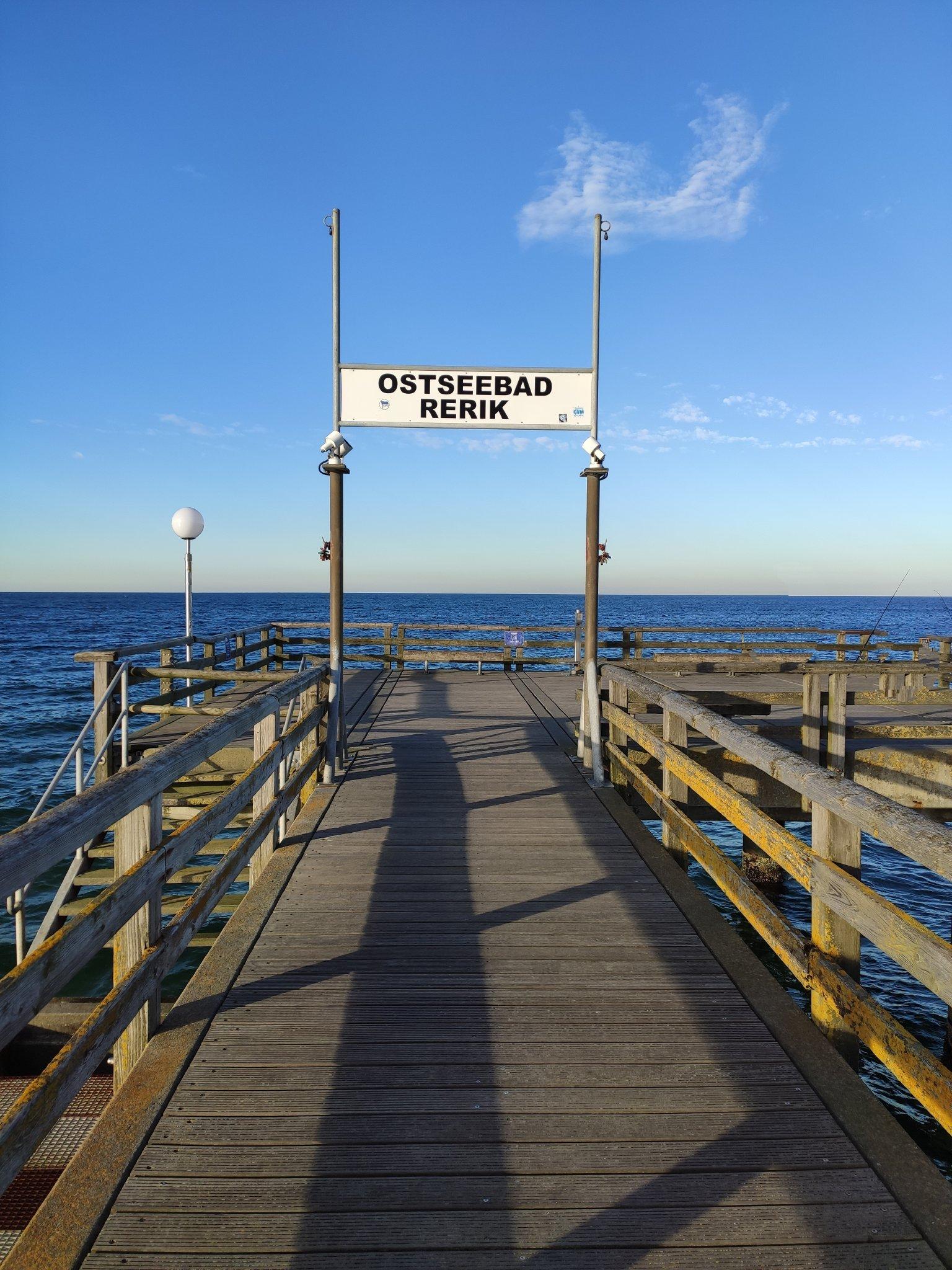 Das Salzhaff und die Ostsee