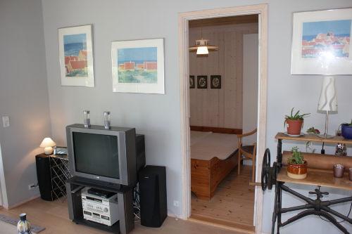 TV und Musik und das 2. Schlafzimmer