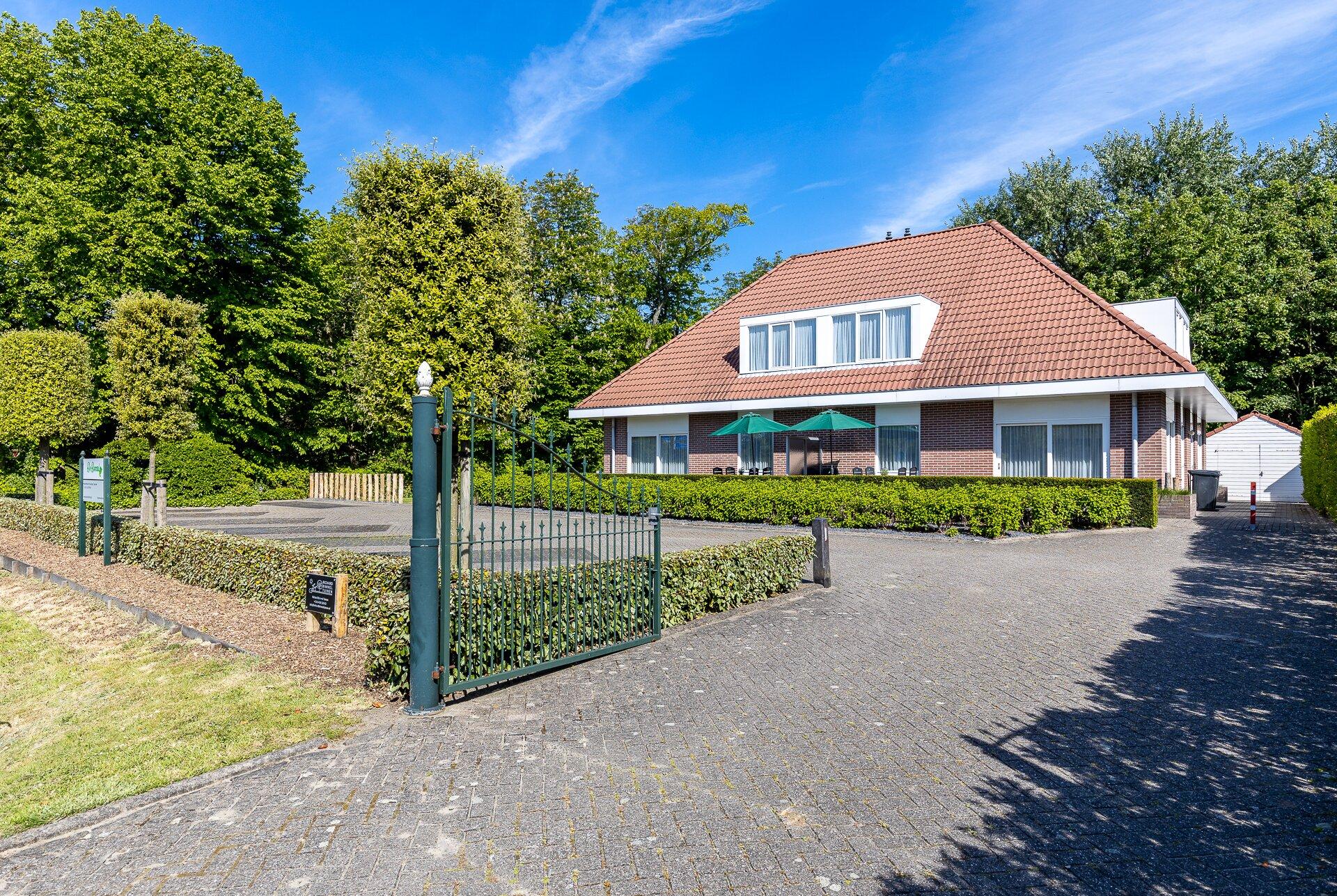 Umgebung von Ferienwohnung Bosrand Domburg