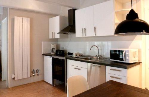 K�che Appartement 5