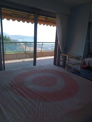 Schlafzimmer 1 mit Meerblick