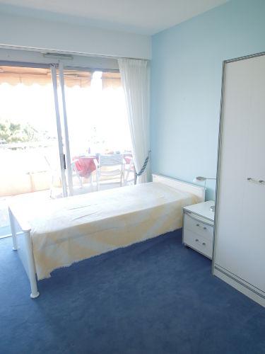 Schlafzimmer 2 (hier nur mit Einzelbett)