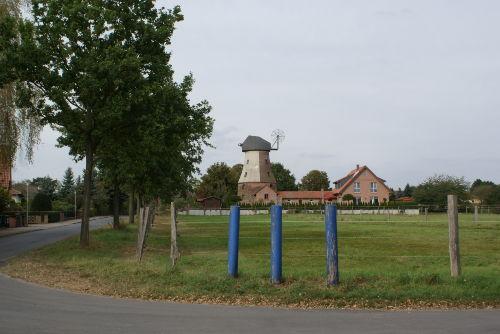 Historisches Bauwerk am Grünen Ring