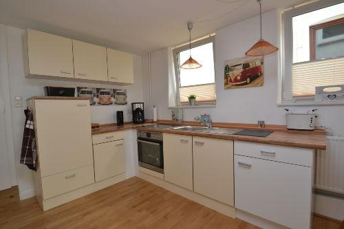 Einbauküche mit viel Komfort