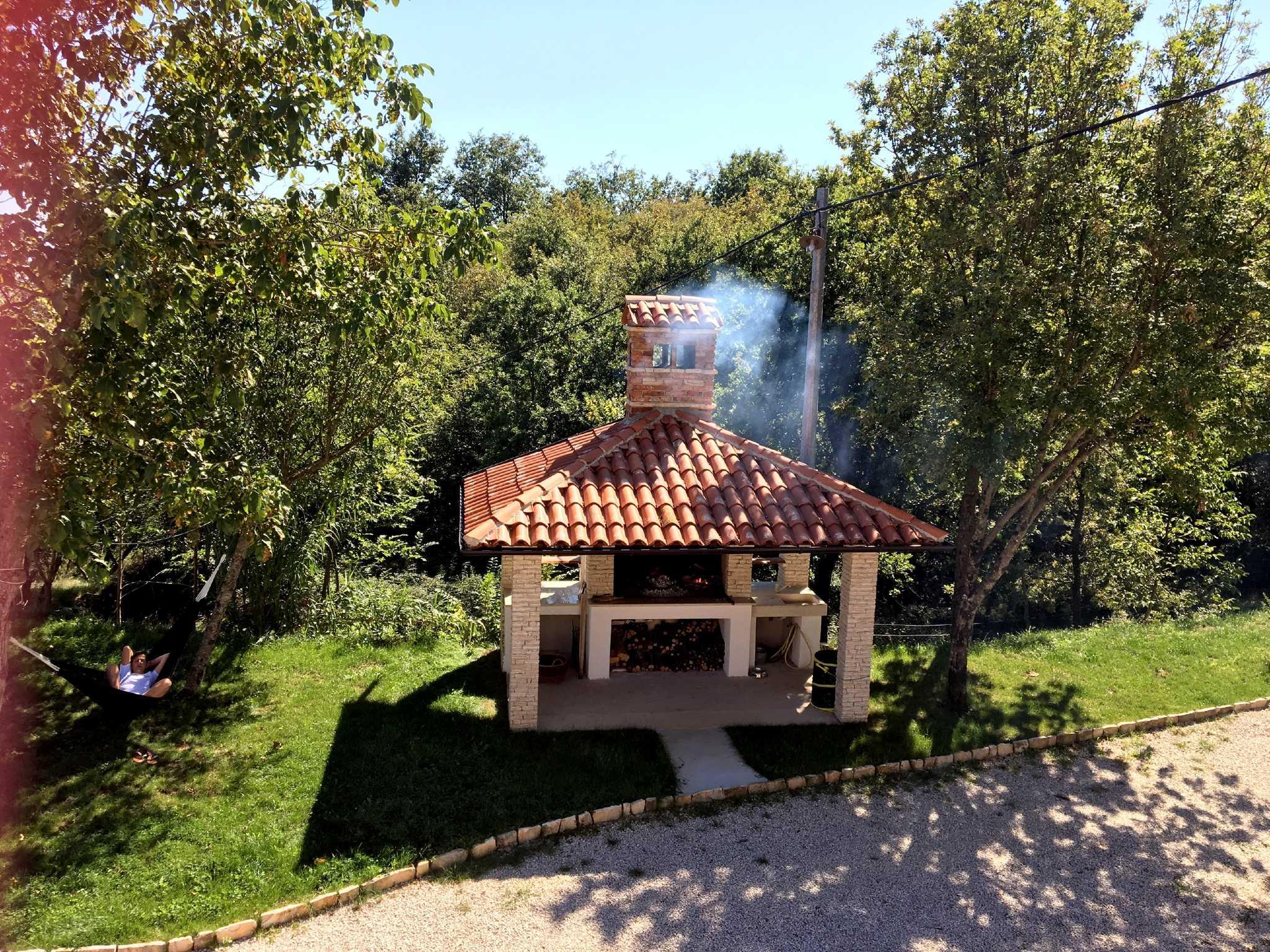 Villa ISTRA-ROMANTIKA, Aussen