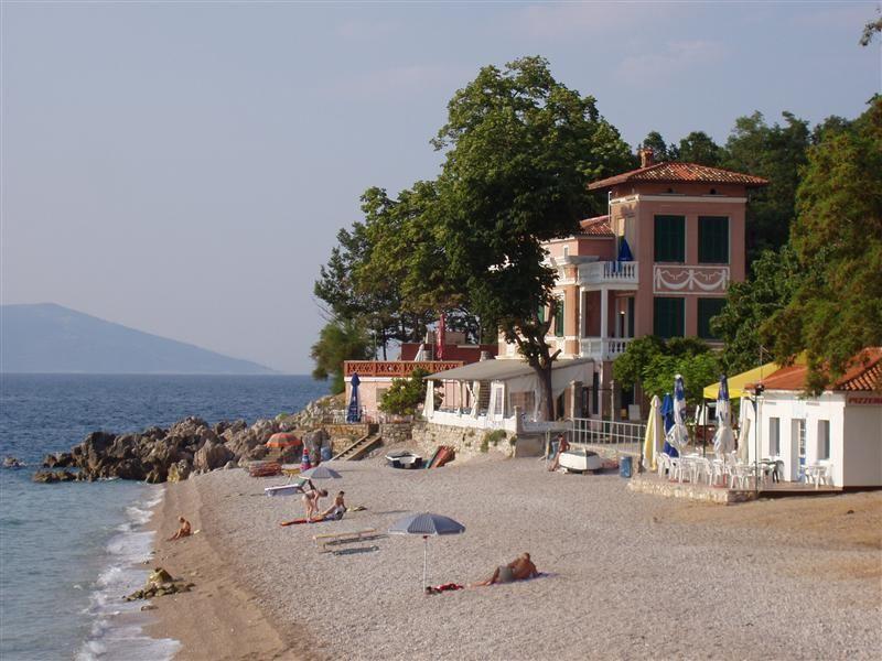 Villa ISTRA-ROMANTIKA, Strand Moscenica