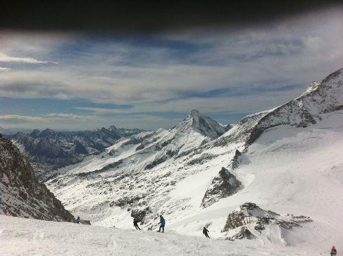 Skifahren in den Chiemgauer Alpen