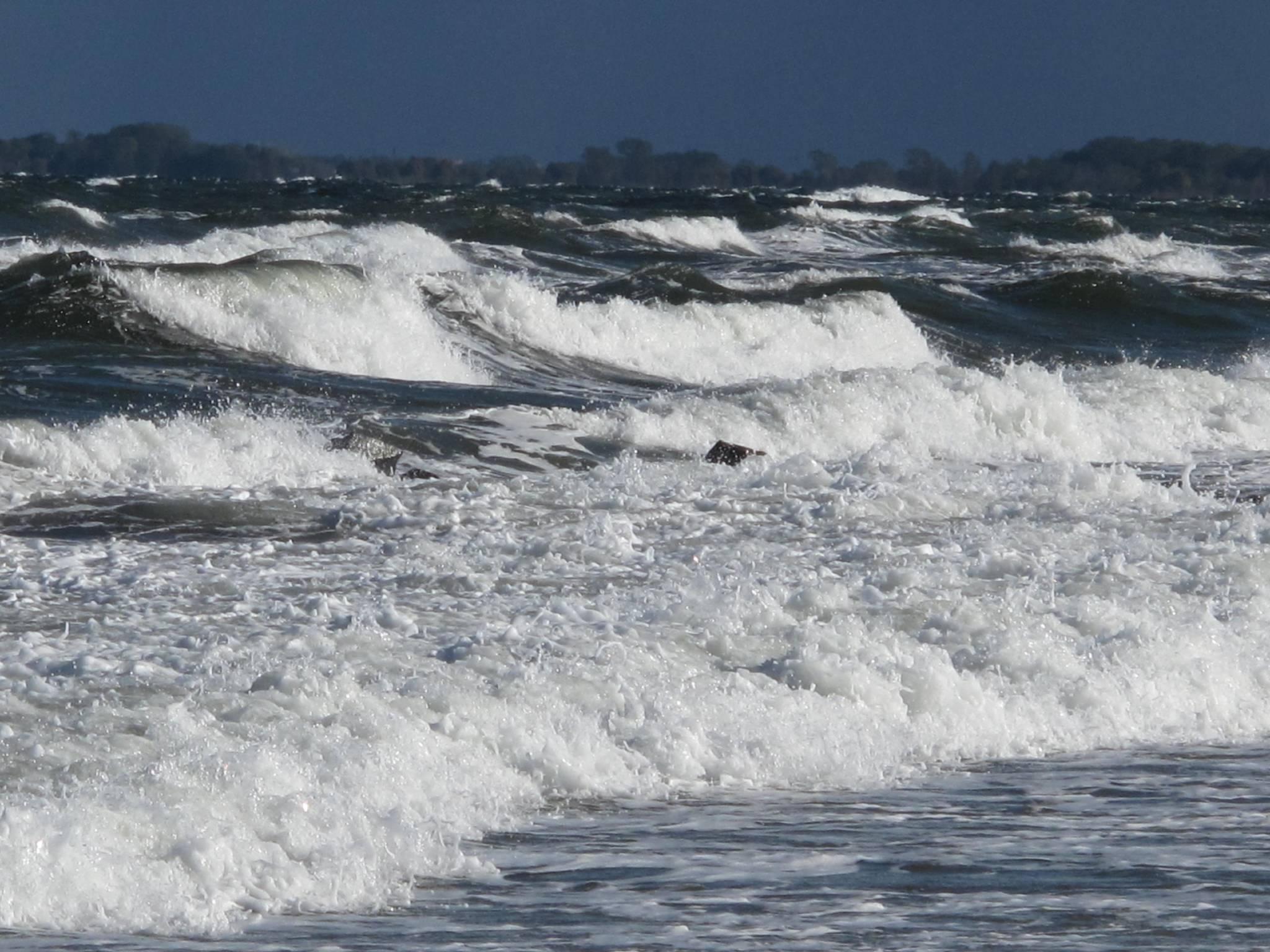 Ostsee bei Hohwacht