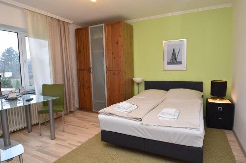 Helles & freundliches Einraum-Apartment