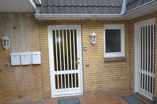 Eingangsbereich zum Apartment