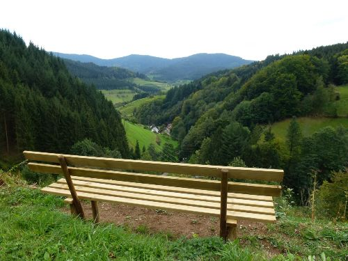 Wandern am Schwarzwaldsteig