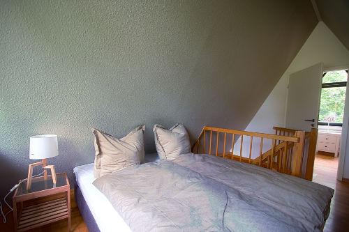 Doppelbett im 1. OG