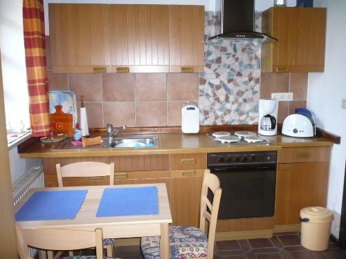 Die kleine Küche....
