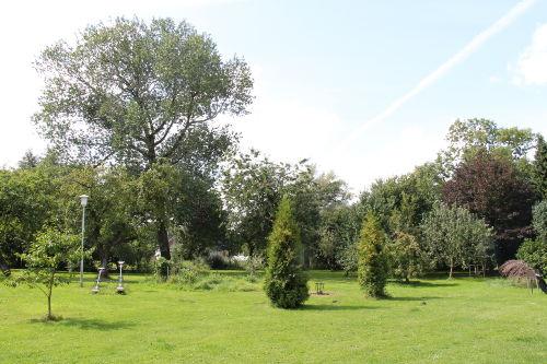 Der große Garten....
