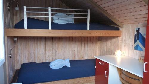 Kinderzimmer Etagenbetten bis 80 kg