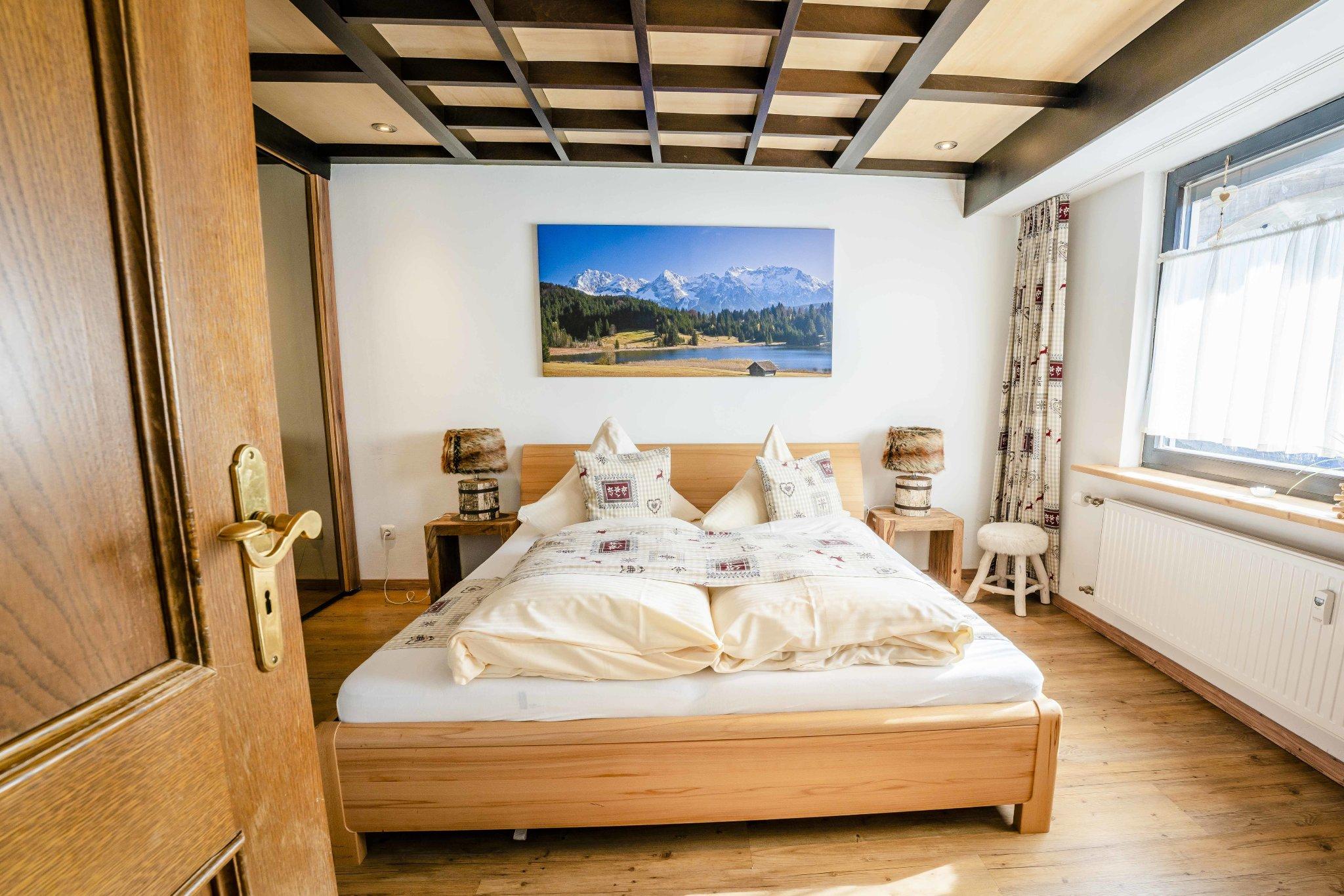 Schlafzimmer für eine Person