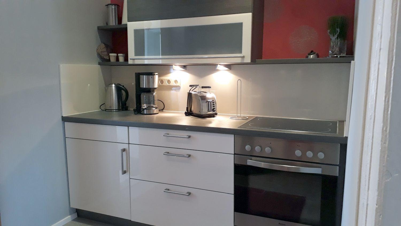 Seit dem Frühjahr 2014: eine neue Küche