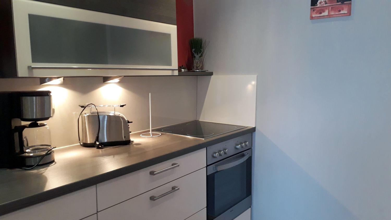 Die neue Küche: auch mit Geschirrspüler