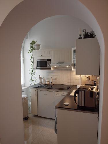Studio-2, Küche
